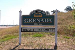 Cheap hotels in Grenada, Mississippi