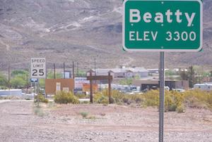 Hotel deals in Beatty, Nevada