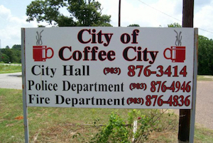 Cheap hotels in Coffee City, Texas