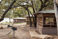 Discount hotels and attractions in Meridian, Texas
