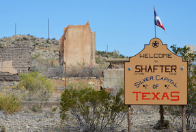 Cheap hotels in Shafter, Texas